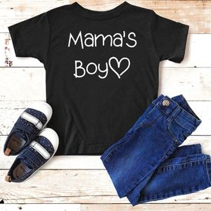 Other - Baby Boy and Toddler T-Shirt, Mama's Boy